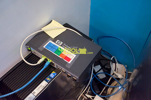 HP t410의 특징
