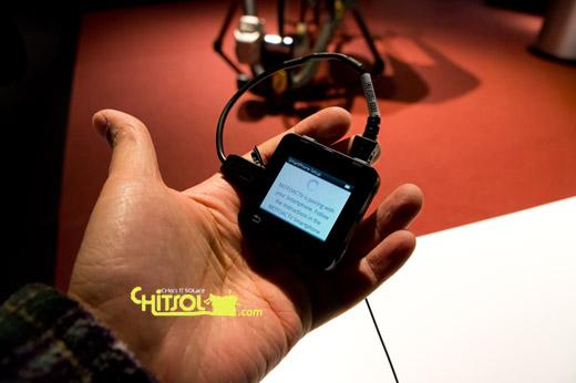 야외 운동을 위한 스마트폰, 야외 운동에 쓸 가젯