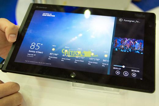 레노버 윈도우8 태블릿, 씽크패드 윈도우8 태블릿