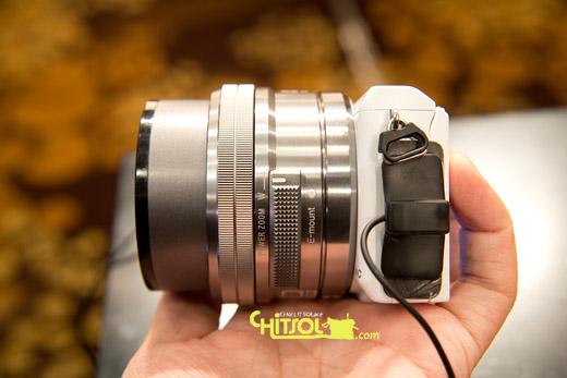소니 NEX-5R과 NEX-6 발표