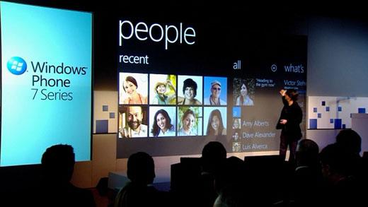 윈도폰 8 프리뷰, 윈도우폰 8 특징