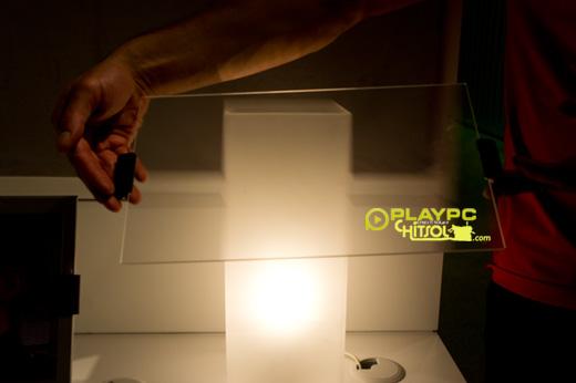 IFA 2011, 소니, 도시바, 무안경 3D, 노트북, 3D 노트북, 3D 게임, 3D 영화
