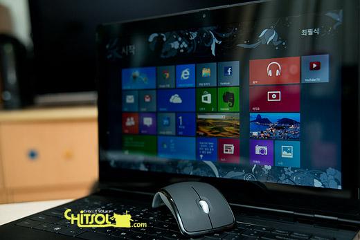 윈도8의 효율성
