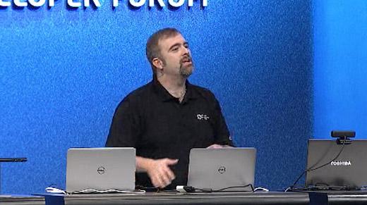 인텔 개발자 포럼 2012 관전평