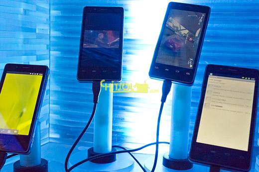 xolo x900 사용기, 인텔 스마트폰 사용기
