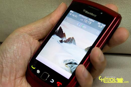 blackberry, blackberry 9900, RIM, 블랙베리, 블랙베리 9800, 블랙베리 9900, 블랙베리 OS7, 블랙베리 토치, 스마트폰, smartphone