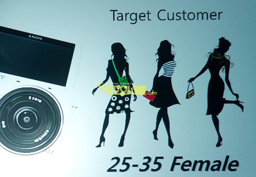 소니 넥스-F3 발표, sony NEX-F3 특징