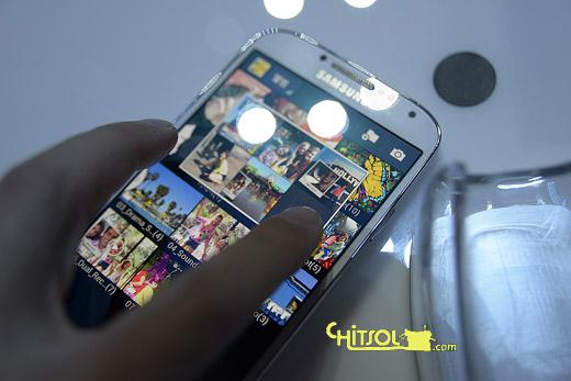 갤럭시S4, 언팩 2013, 갤럭시S4의 의미, 갤럭시S4의 혁신, 갤럭시S4의 진화, 갤럭시S4의 미래