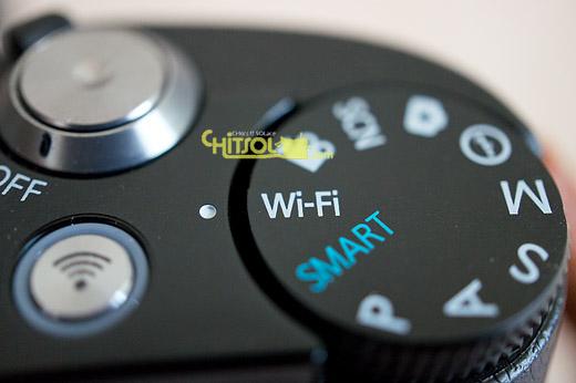삼성 NX1000, 와이파이 디지털 카메라