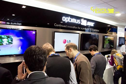 옵티머스 3D 맥스, Optimus 3D MAX