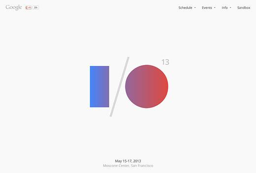 google I/O, Google I/O 13, 구글 I/O 13 이스터에그, 구글 IO, 구글 I/O, 구글 I/O 13, 구글 IO 13, 이스터 에그