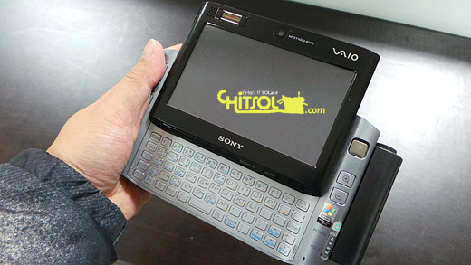 HP LX200, HP TC1000, IBM 씽크패드 트랜스노트 2675, 도시바 리브레또 60, 소니 바이오 UX, 혁신적인 모바일 PC, 90년대 모바일 PC