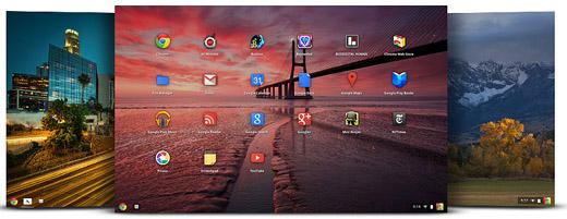 새로운 구글 크롬북 특징, 삼성 시리즈5 550 특징