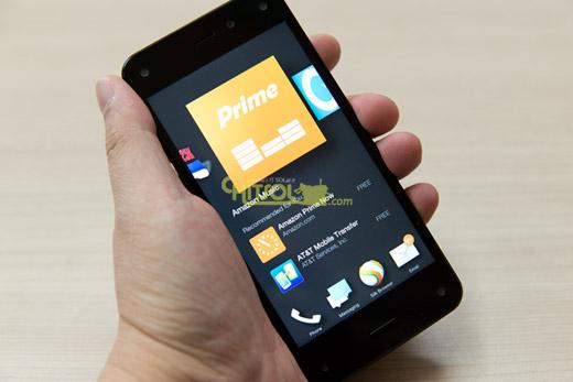 아마존 파이어폰 리뷰, amazon Fire Phone Review