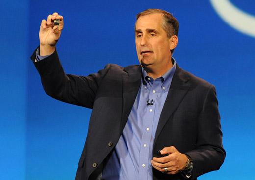 인텔 CES 2014 키노트, 인텔 에디슨 발표, 인텔 웨어러블 시장 구축
