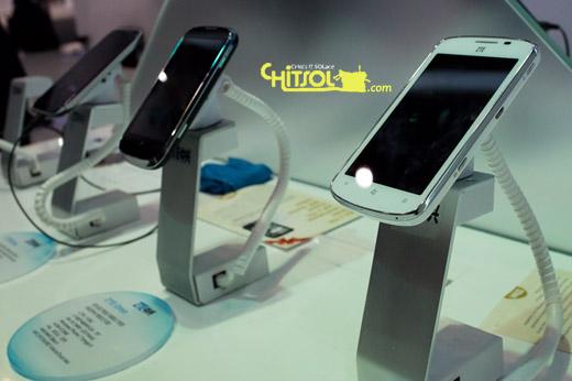 MWC2012의 중국 스마트폰