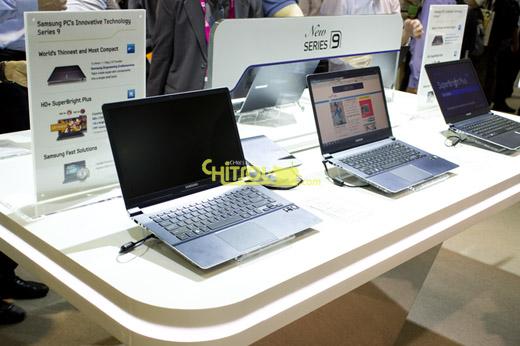 컴퓨텍스 삼성 부스 평가