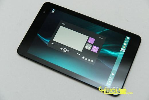 태블릿에서 팟플레이어 쓰기, 태블릿용 팟플레이어 설정, 윈도우 8 태블릿에서 팟플레이어 사용하기