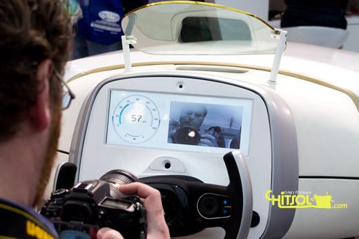 커넥티드 카의 특징, 음성 인식 자동차 기술
