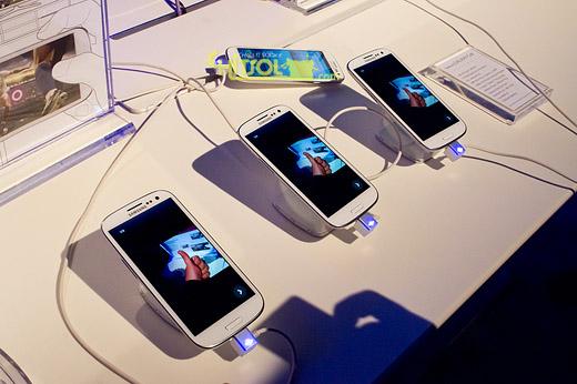 갤럭시S3의 주요 기능, 갤럭시S3의 주요 특징
