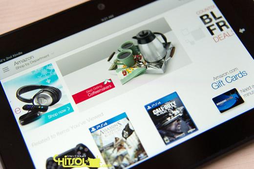킨들파이어 HDX 리뷰, 킨들파이어 HDX 한글 지원, 킨들파이어 HDX 특징