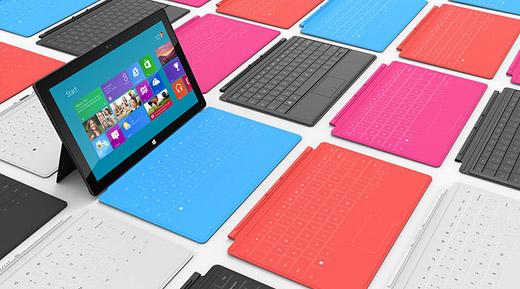 MS 서피스 태블릿