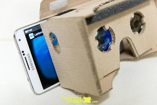 카드보드 VR, 구글 카드보드