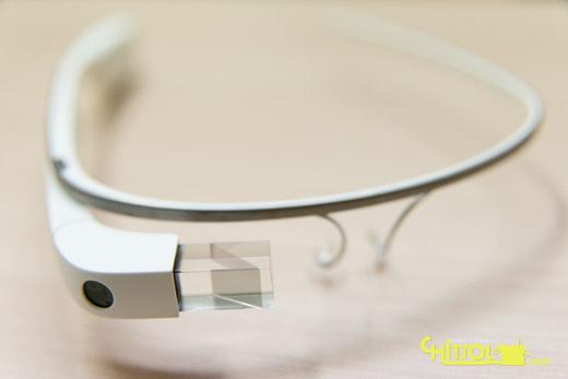구글 글래스 화이트, google glass white