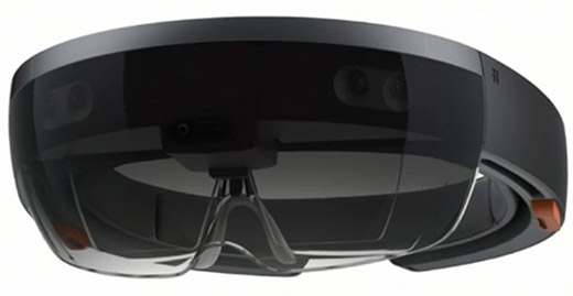마이크로소프트 홀로렌즈, Microsoft Holo Lens
